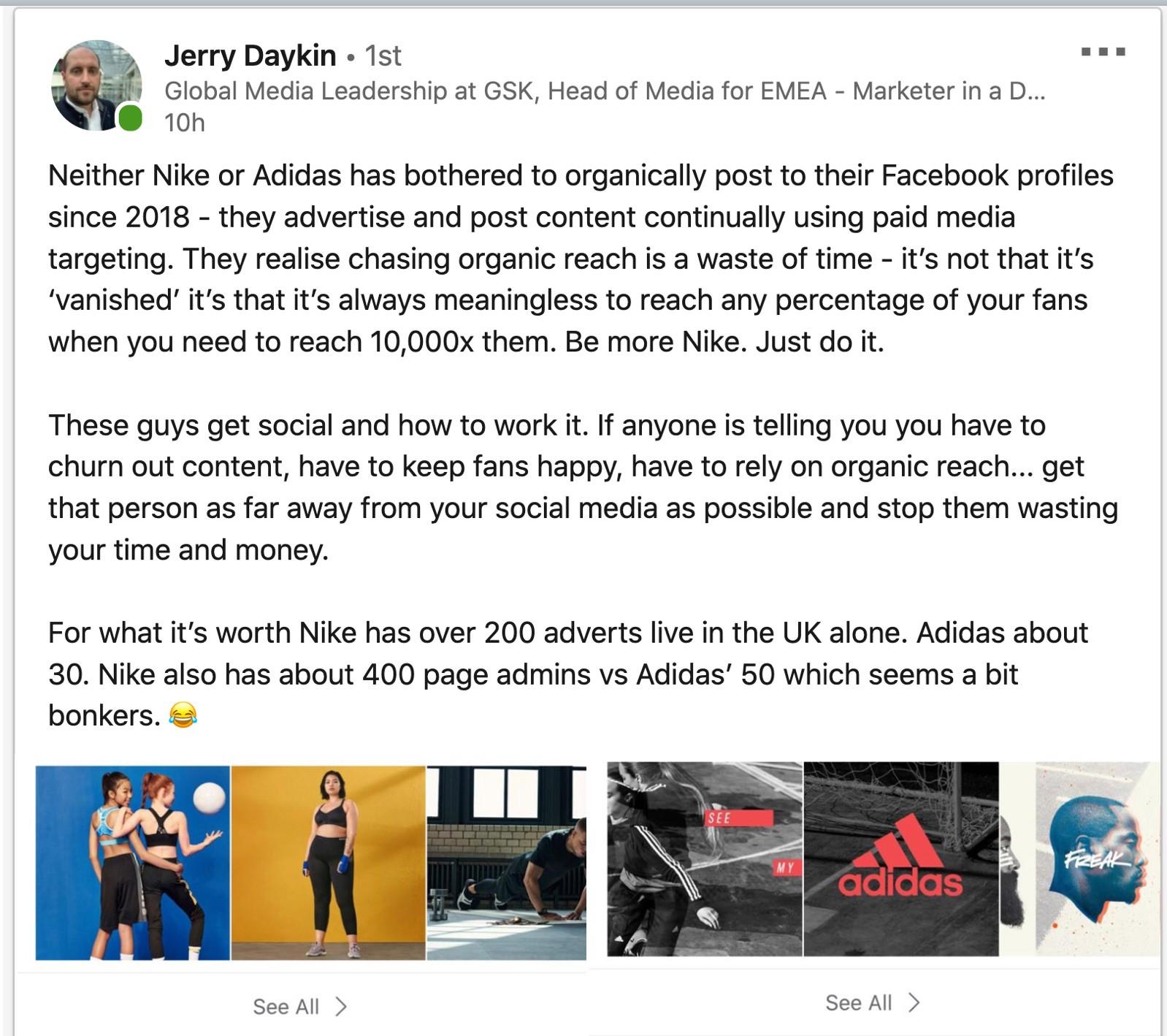 40+ Adidas Vs Nike Ads  PNG